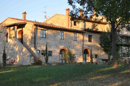 B&B and Apart.La Collina in Tuscany - Bibbiena