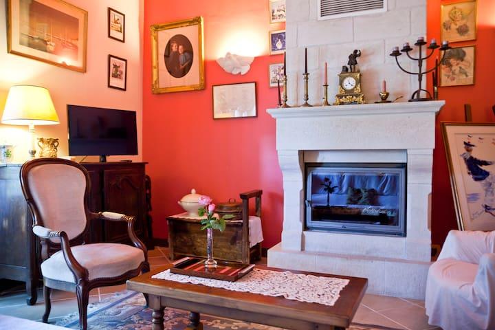 chambres et table d'hotes  - Espédaillac