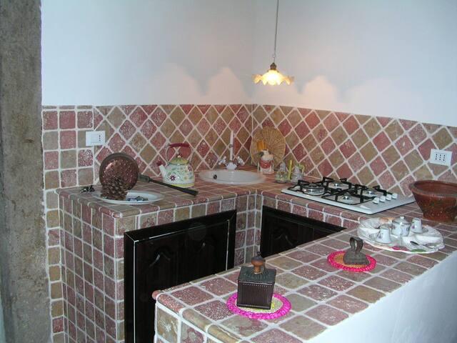 Mini appartamento x 2 ospiti - Soriano Nel Cimino - Apartment