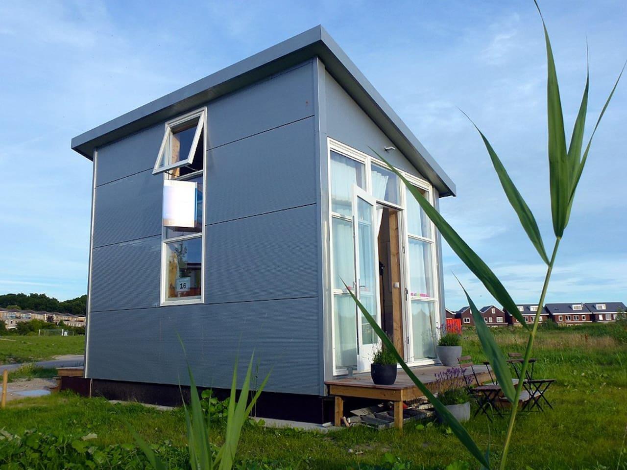 Welcome to MiniVilla Tiny House Extra