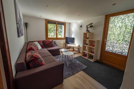 Charming Demi-chalet with 3 en-suite bedrooms