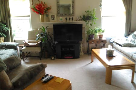Home away from home-great room for rent - Fishers - Casa