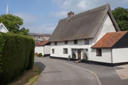 Beautiful spacious, Norfolk cottage - Great Ellingham