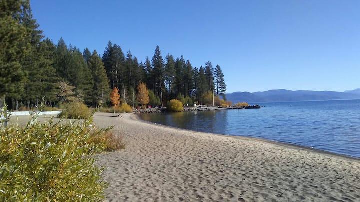 Tahoe Beach Cottage