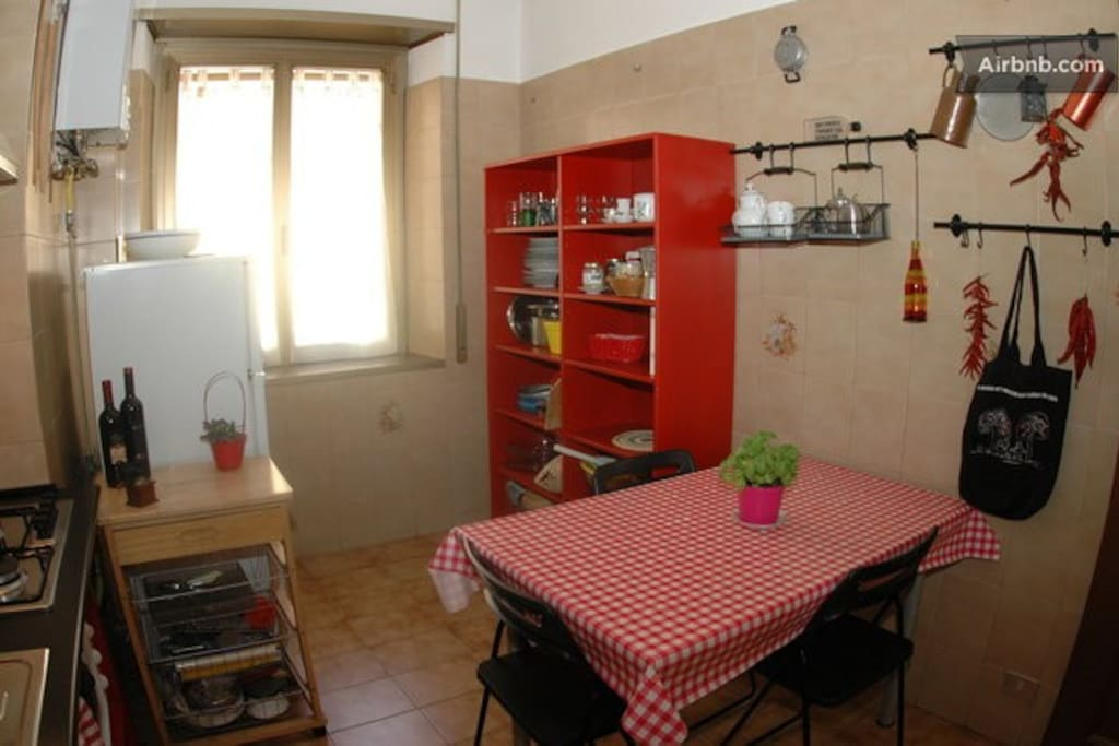 Room&Bike a due passi dal Colosseo!