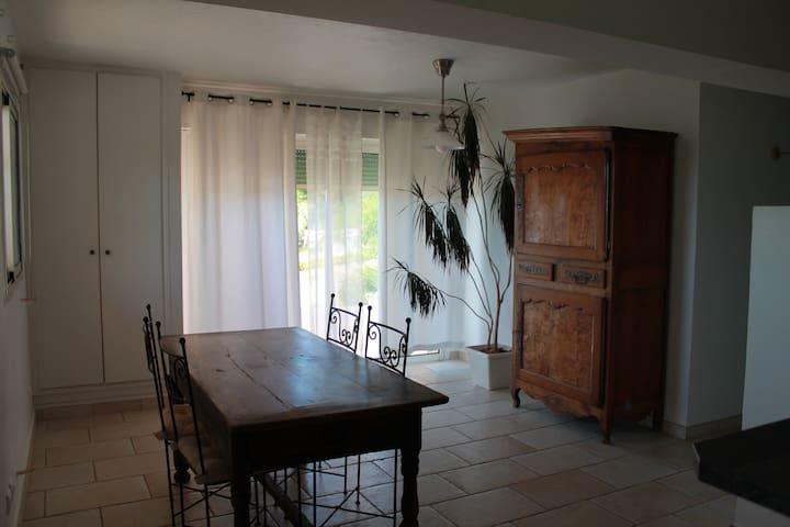 Bas de villa à St-Jeannet - Saint-Jeannet - Apartment