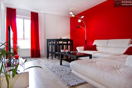 The room between Paris& Disneyland - Champs-sur-Marne - Huoneisto