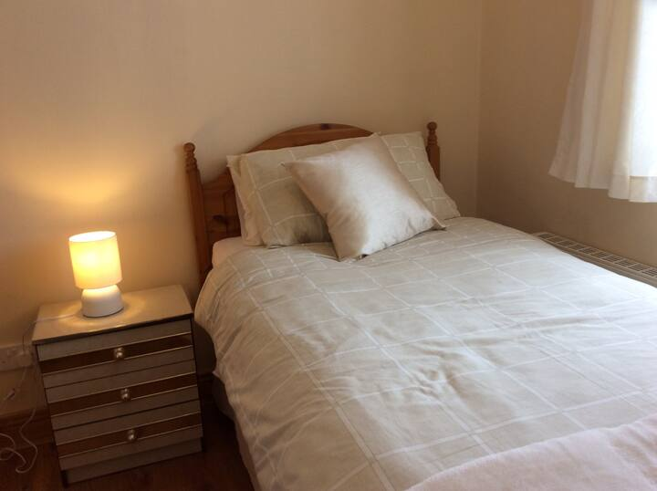 Comfortable small room