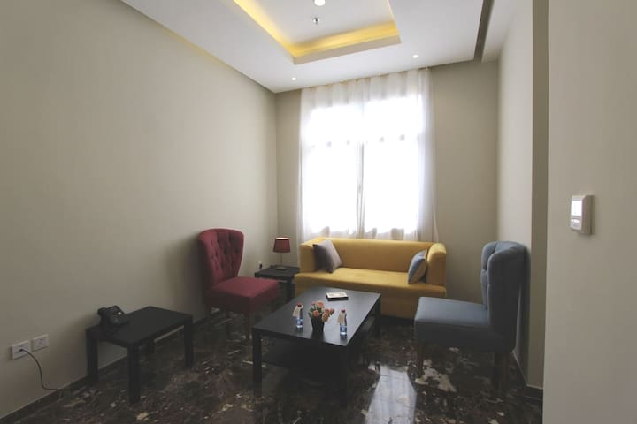 Seaview unique apartment in salmiya