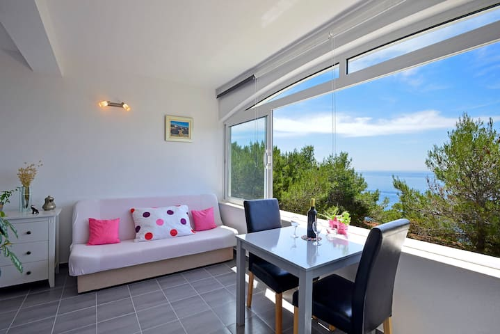 Apartment Toti with amazing view  - Hvar - Pis