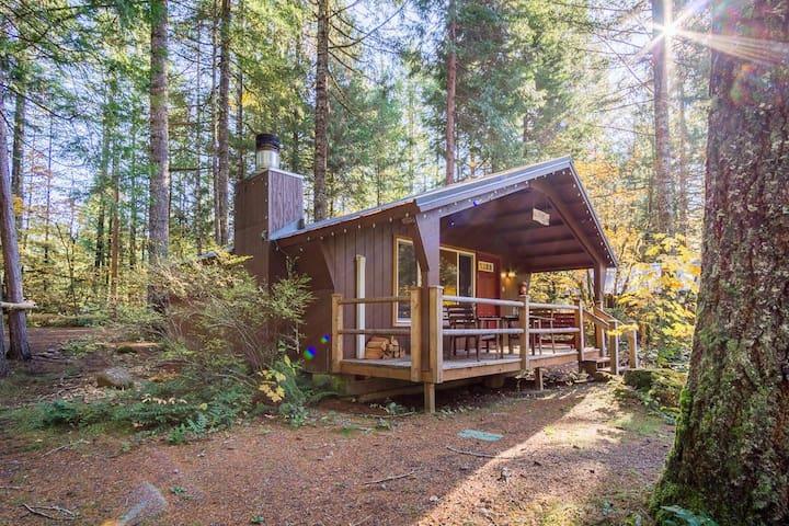 Koosah Cabin at Horse Creek Lodge