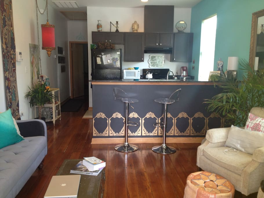 Cute 1 Bedroom House In 7th Ward Houses For Rent In New Orleans