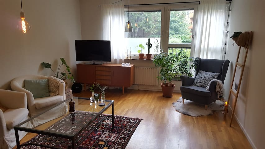 Private apartment in central Gothenburg (Linné)