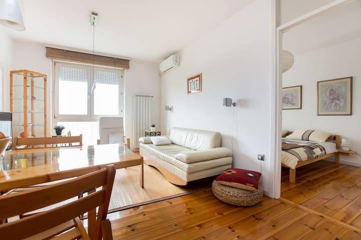 Apartment Antea Zagreb - River View