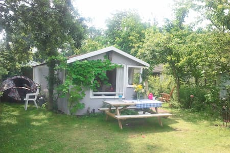 Sfeervol eenv. zomerhuis bij Egmond - Egmond-Binnen