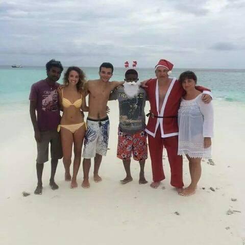 Chao GuestHouse Maafushi,