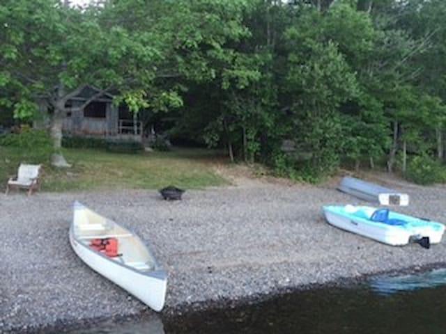 Lakeside Cedar Cabins #2-Firefly - Ellsworth - Houten huisje
