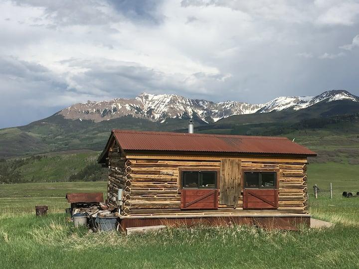 Historic Hastings Mesa Cabin