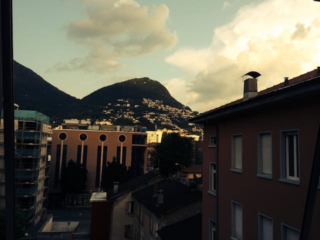 Charming Room in Beautiful Lugano - Lugano - Apartamento