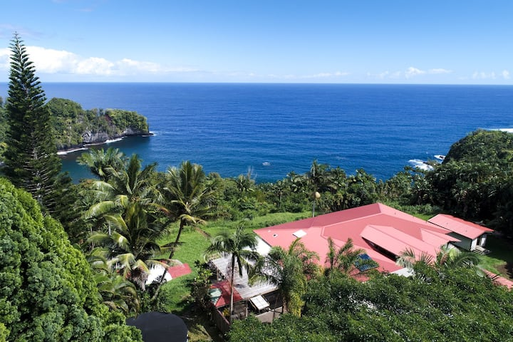 Entire Property | Oceanview & Botanical G | HotTub