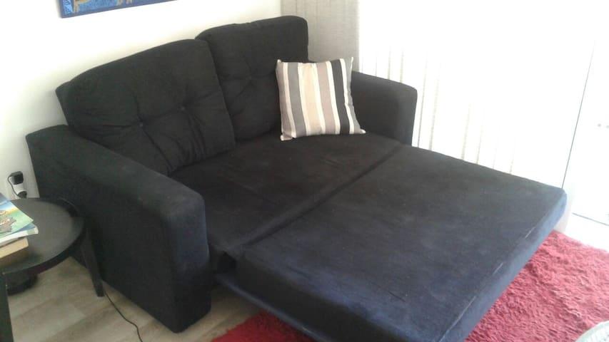 Sofá-cama (sala)