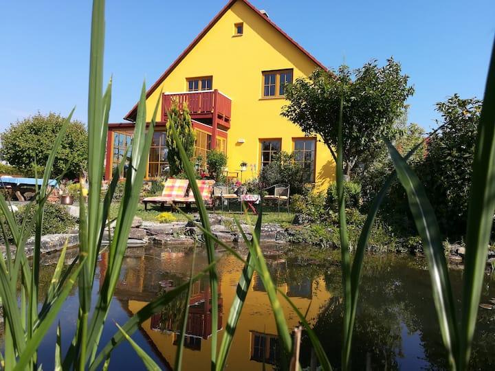 Das Farbenfrohe Haus