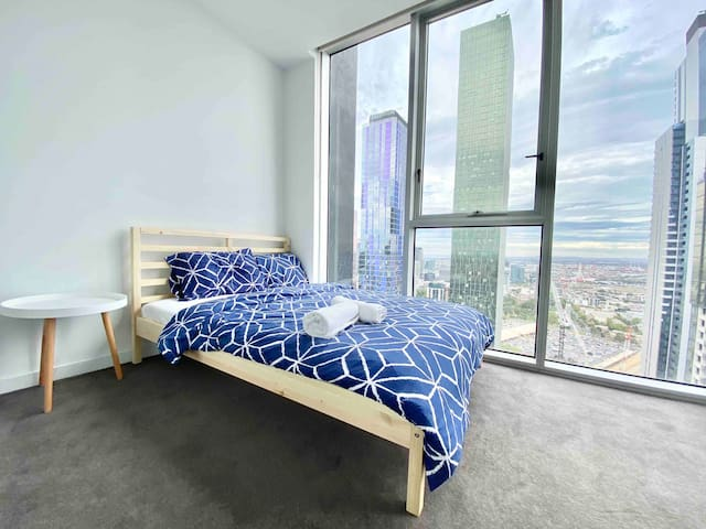 Beautifulhome near MelbCentral,Free Tram zone