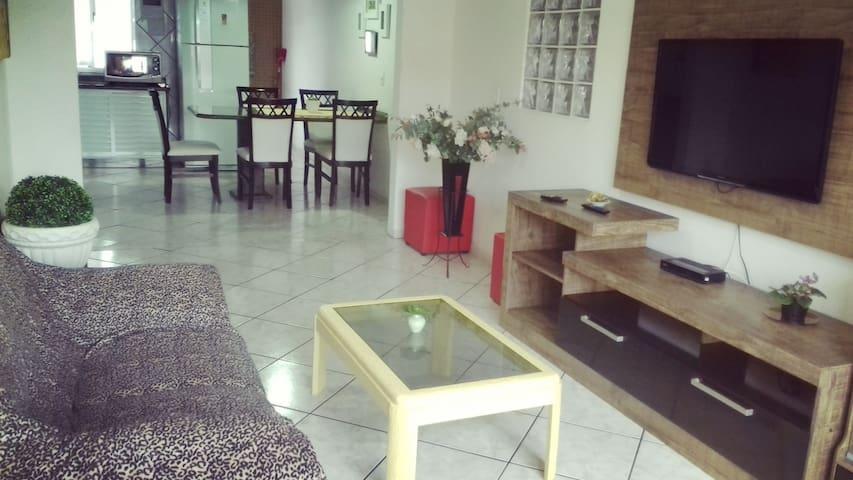 Apartamento,ótima localização,conforto e segurança