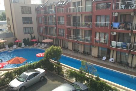 Sozopol Harmani Beach apartment - Burgas - Wohnung