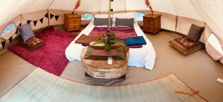 St. Ives Bell Tent