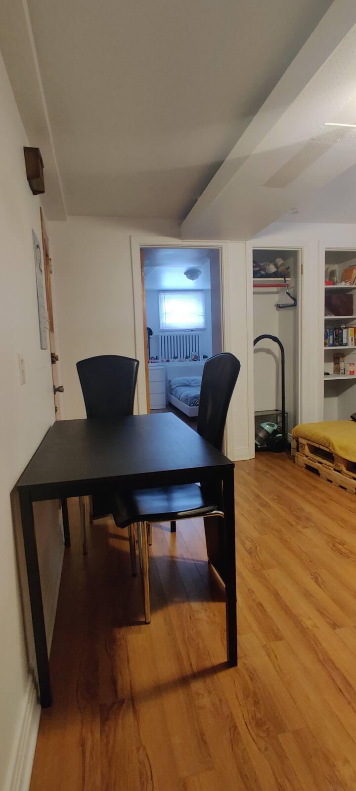 Appartement 2 1/2 dans Rosemont