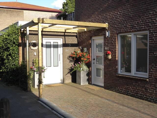 Appartement Welca ligt in het Kastelendorp Baarlo - Baarlo - Lejlighed