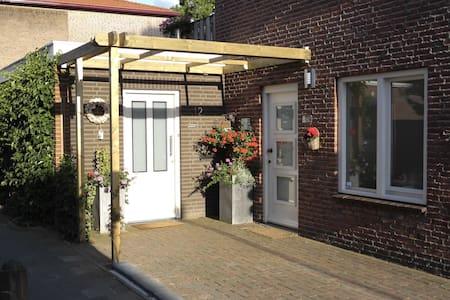 Appartement Welca ligt in het Kastelendorp Baarlo - Baarlo