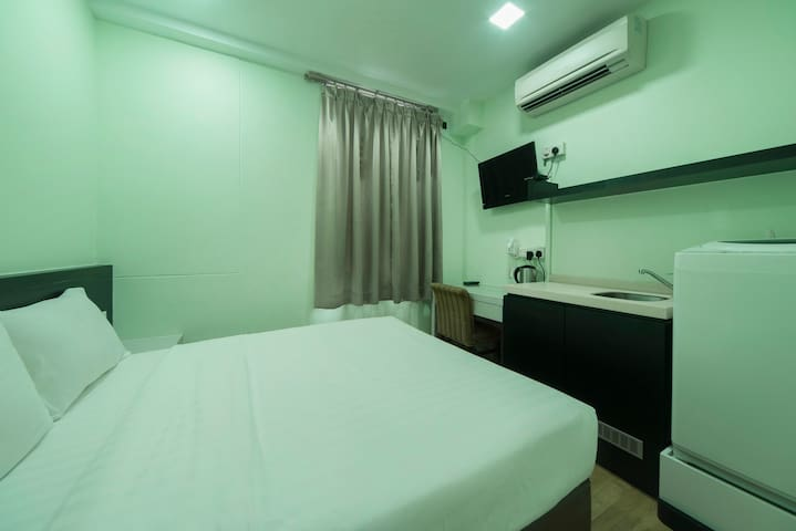 Serviced Apartment across Kembangan MRT