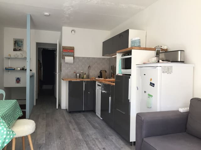 Appartement T2 La Mongie - Tourmalet