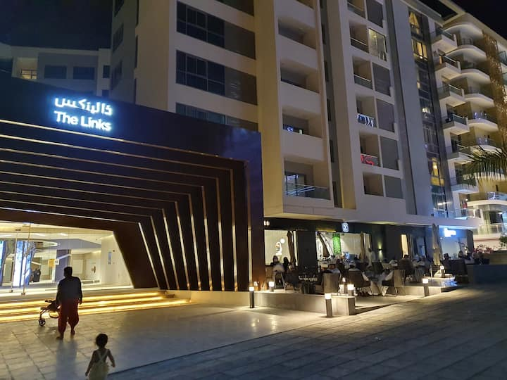 2-bedroom luxery appartment in Muscat hills
