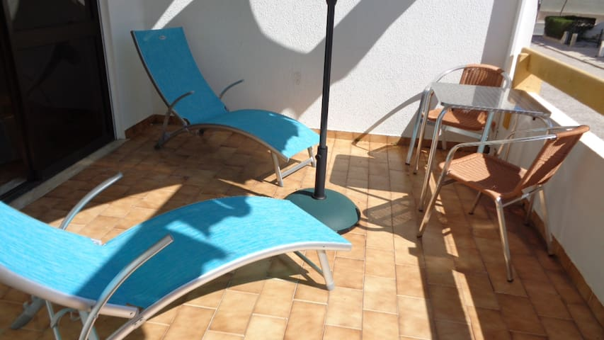 1 bedroom apartment 300m from beach - Altura - Departamento