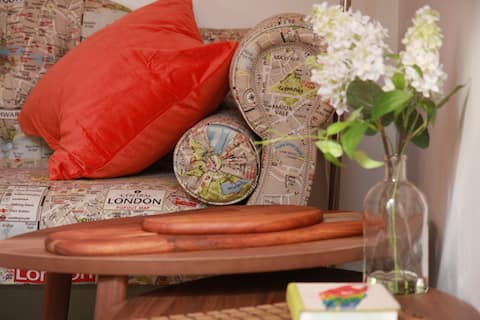 Bijoux Annex, Luxury Hot Tub and Private Patio