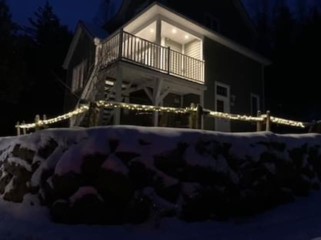 Beautiful cottage in Tremblant