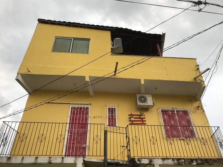 Casa aconchegante no Bairro da Cidade Velha