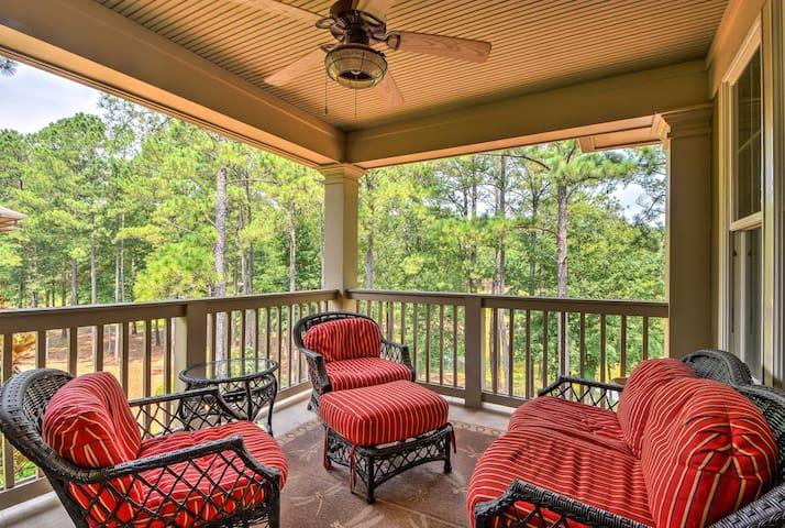 Upscale Greensboro Resort Condo w/Dock Access!