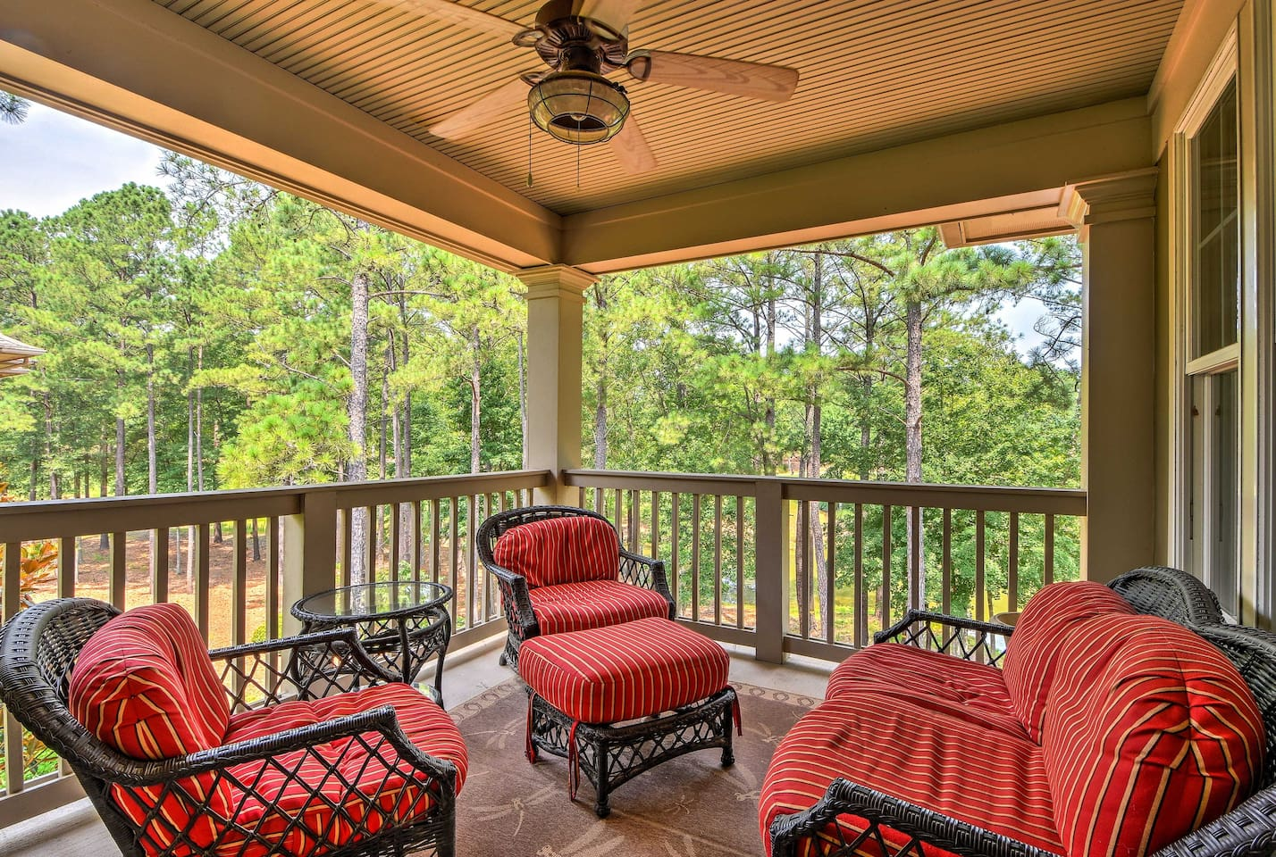 Soak up that sweet southern charm from this Greensboro vacation rental property!