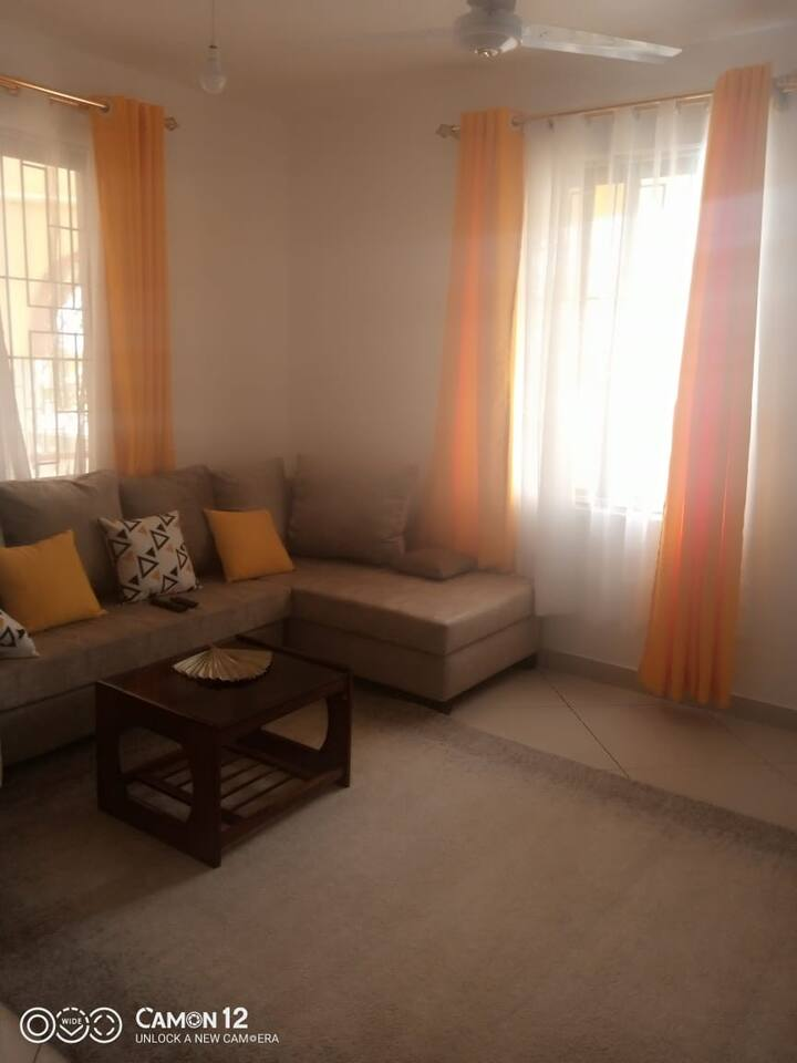 luxurious 1 bedroom Apartment in Nyali