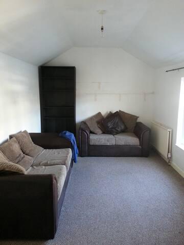 Lovely 2 Bedroom Flat (Sleeps 4/6) - Cardiff - Lakás