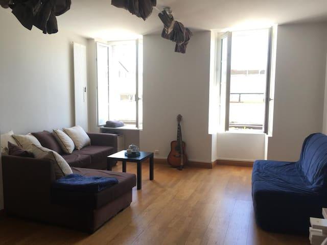 Appartement La Roche sur Yon  80m²