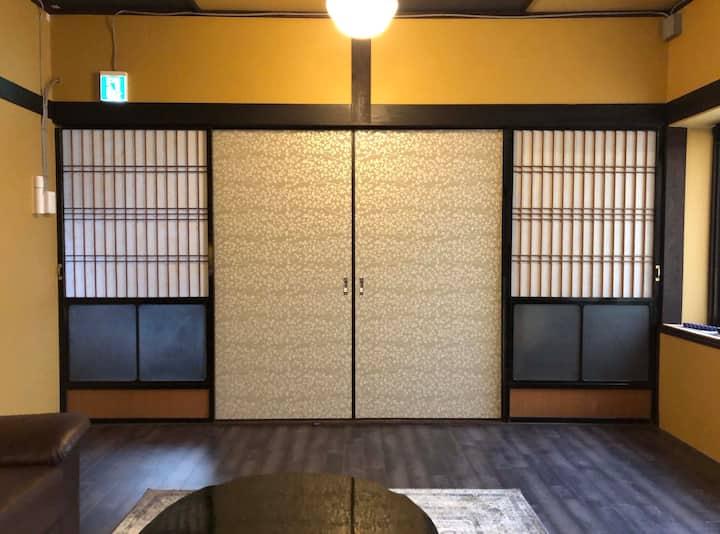 函館旅宿/ 伽藍堂/テレワーク/japanese house/貸切/WIFI