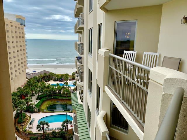 *New:  Royale Palms 2 BR condo on 10th floor: 1005