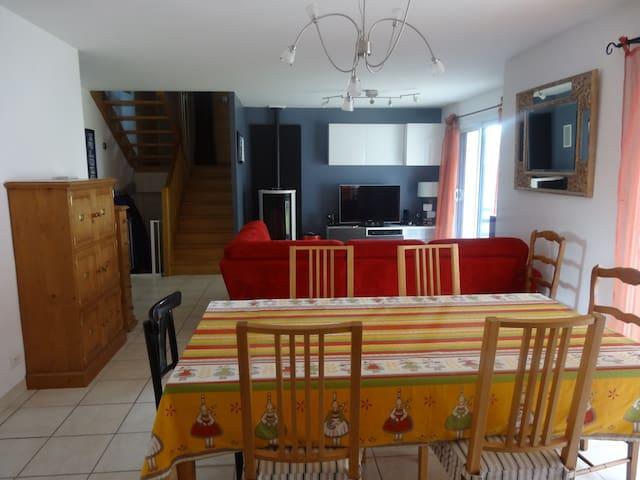 Maison de vacances à l'Ile-Tudy - Île-Tudy - Rumah