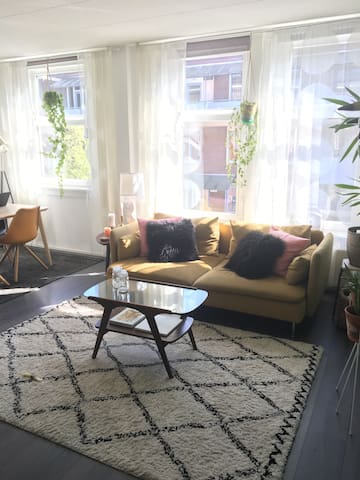Cosy app. 5 min from city centre - Amsterdam - Apartemen
