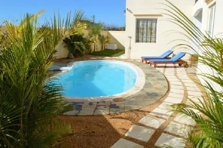 Bel Air Villa-Magnifique villa privée avec piscine